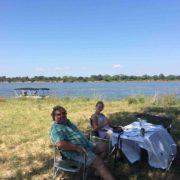 riverside picnic